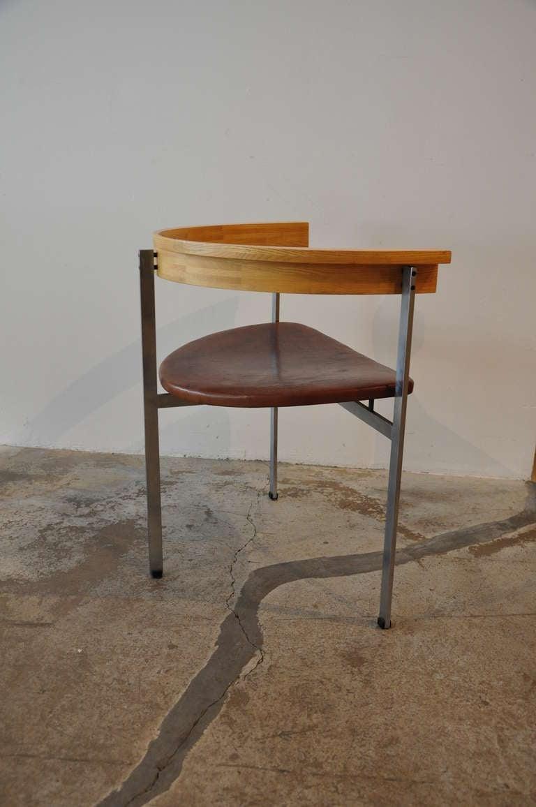 Poul Kjaerholm Chair Pk11 At 1stdibs