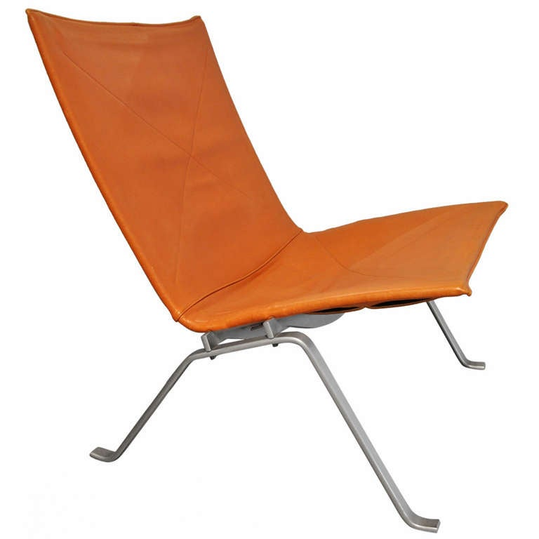 Pk22 By Poul Kjaerholm At 1stdibs