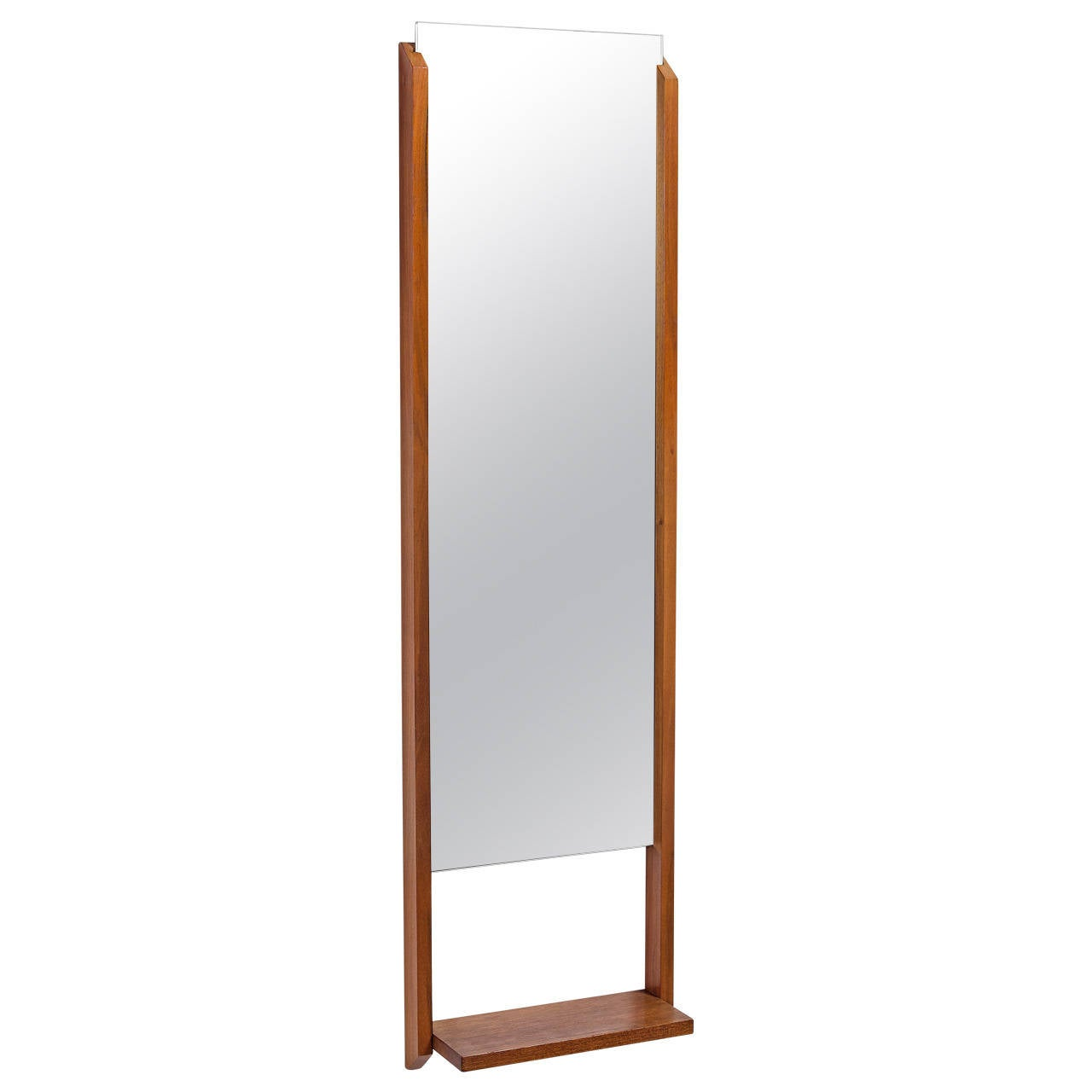 Pier glass mirror from the apartment of franz hagenauer at for Glass floor mirror