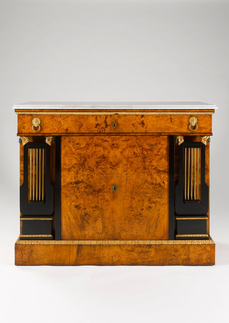 Viennese Early 19th Century Empire Commode 1