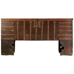 18th Century and Earlier Blanket Chests