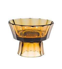 Josef Hoffmann Wiener Werkstatte Glass Centerpiece Documented