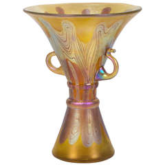 Loetz Vase Phenomen Gre 7773 in Superb Shape, Signed, circa 1900