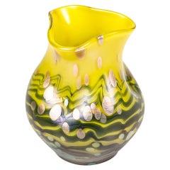 Loetz Vase Decor Cytisus ca. 1904