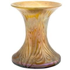 Johann Loetz Witwe Early Signed Phaenomen Vase, 1899s