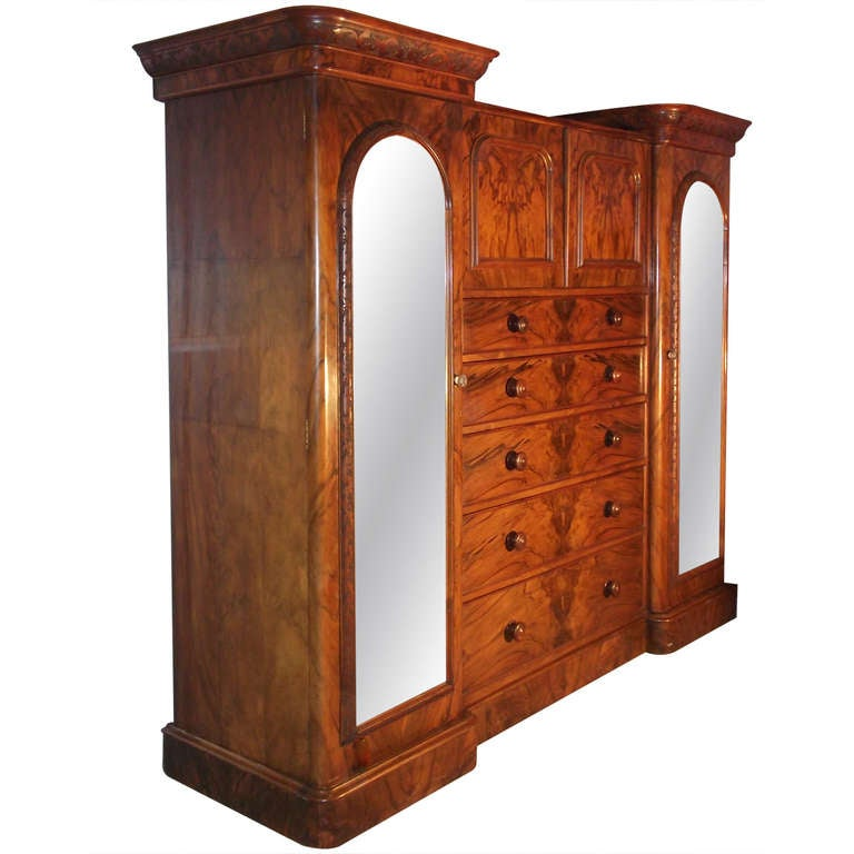 large armoire wardrobe compactum at 1stdibs