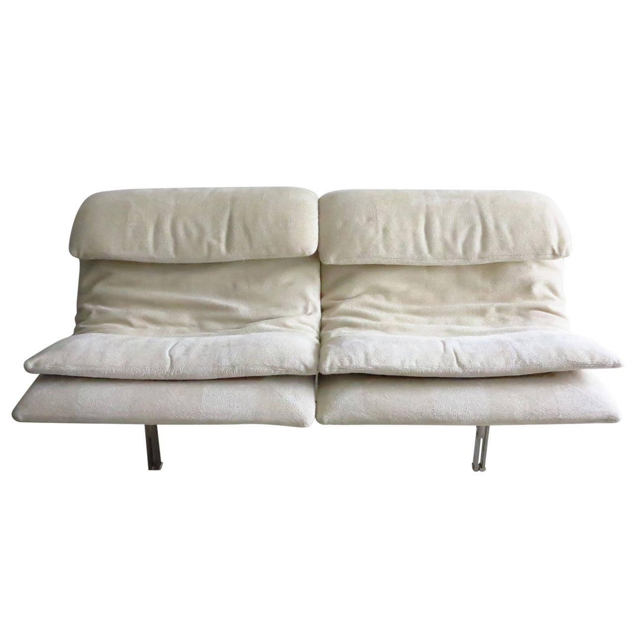 Giovanni offredi for saporiti sofa settee for sale at for Settees for sale