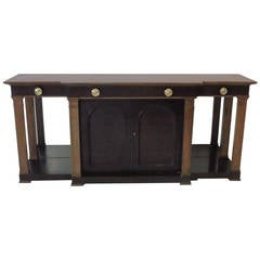 Rare Sideboard or Console Table by Edward Wormley for Dunbar