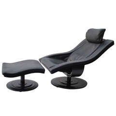 """Move"" Chair And Ottoman"