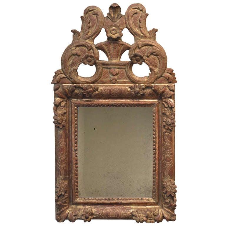 Gilded Regency Mirror