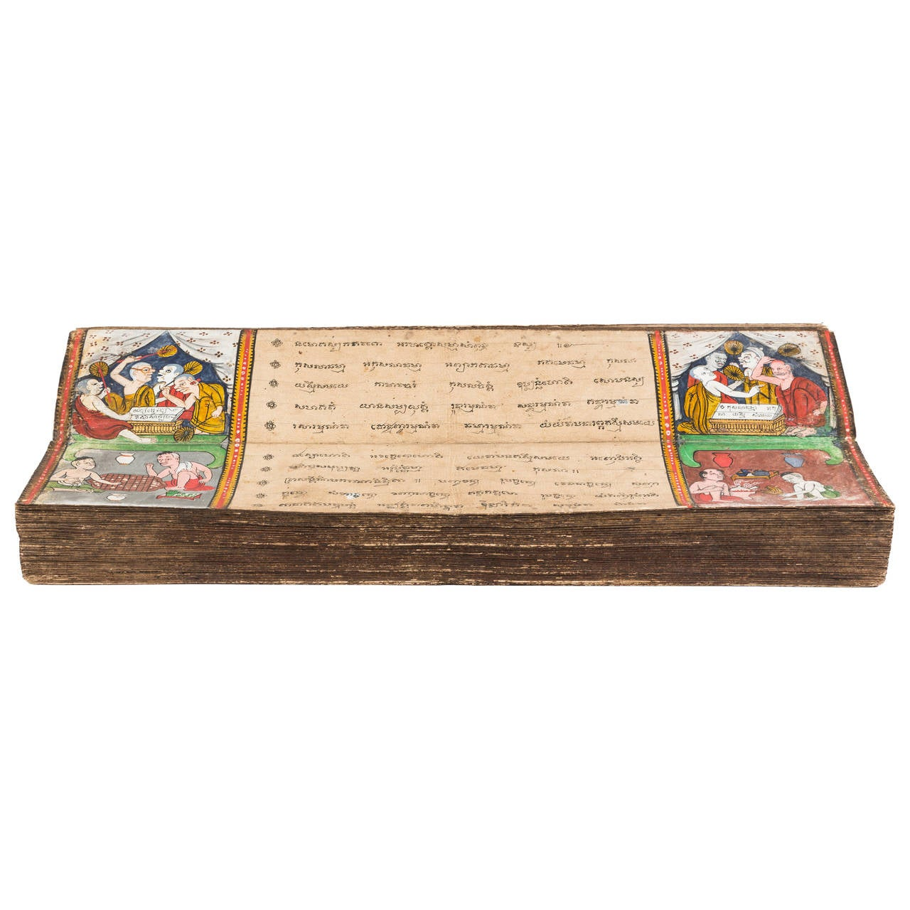 19th Century Thai Manuscript