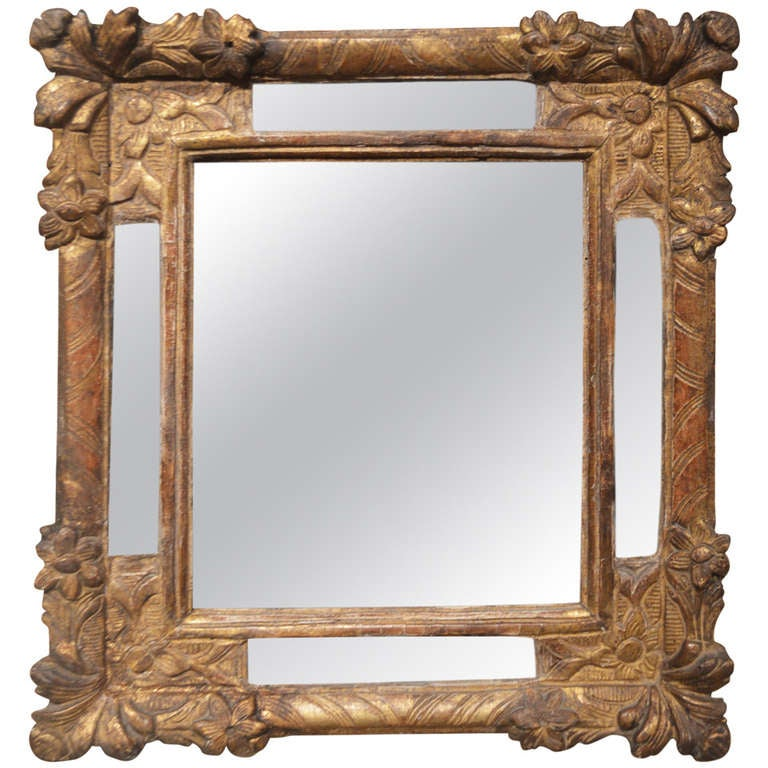 Gilded French Regency Mirror