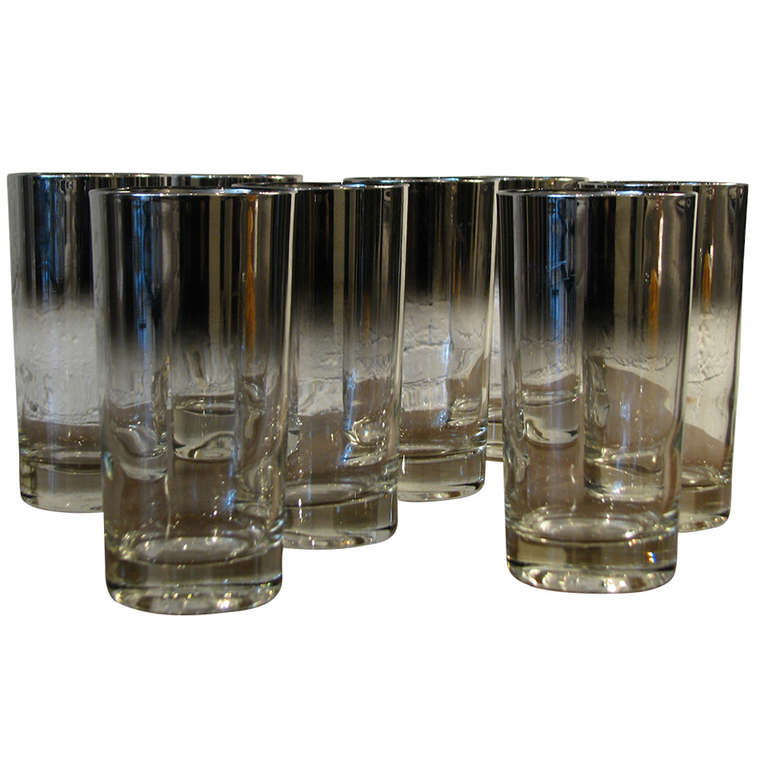 Set of Dorothy Thorpe Glasses 1