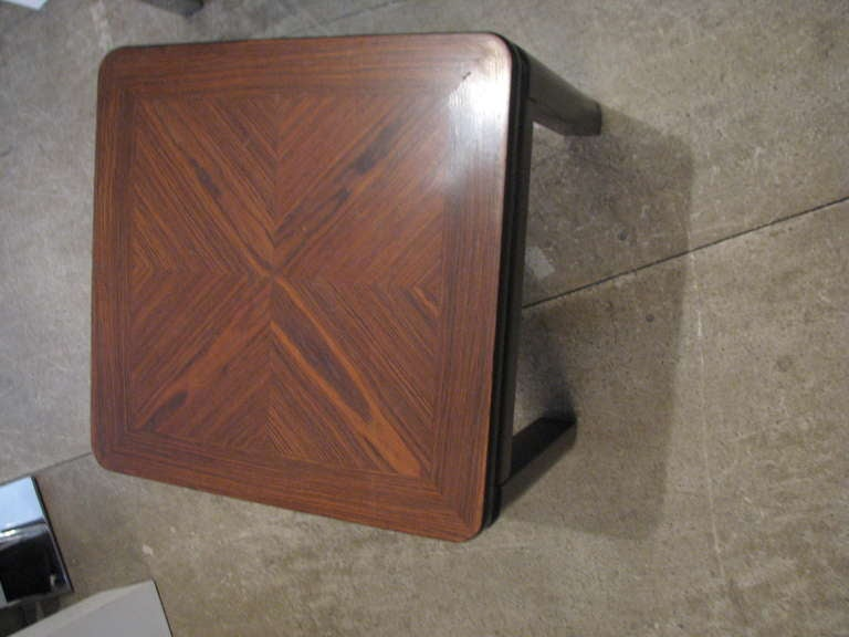 Lane Furn Co Rosewood Topped Side Table 3