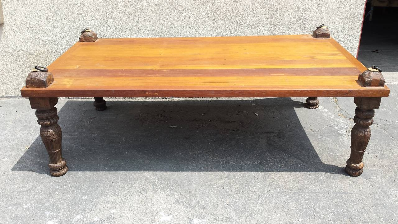 Coffee Table Spanish Revival Style Coffee Table For Sale At 1stdibs