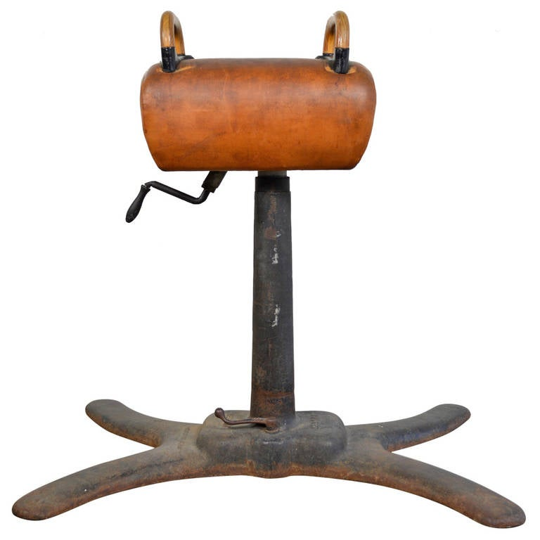 how to make a pommel horse