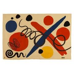 Alexander Calder Tapestry
