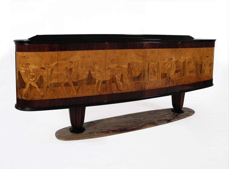 Sideboard dassi mobili moderni lissone for sale at 1stdibs for Mobili buffet moderni