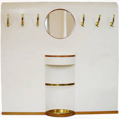 Very Rare Warderobe by Josef Hoffmann