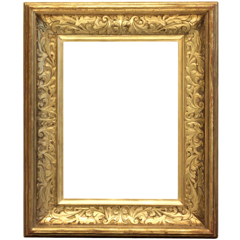 C 1910 20 American Foster Bros Arts And Crafts Frame