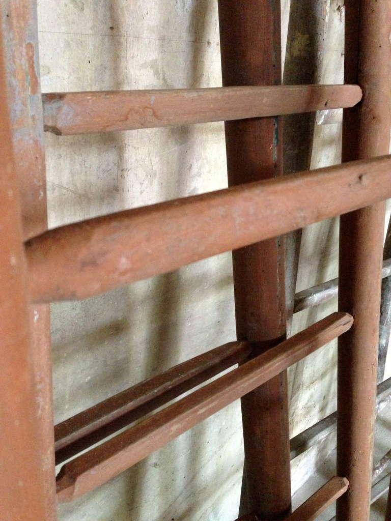 Set of Ten 19th Century Ladders 1