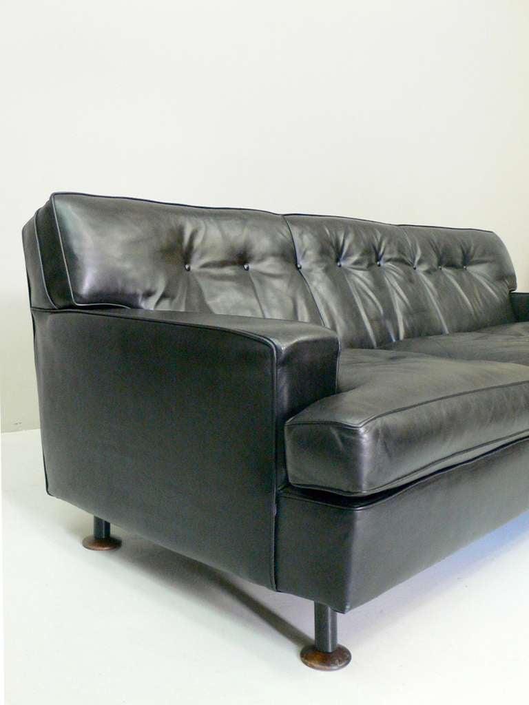 sofa square by marco zanuso arflex italy 1966 at 1stdibs