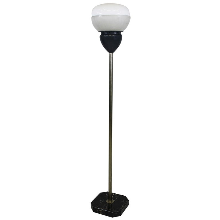 Floor Lamp by Sergio Mazza, Artemide Italy 1960 For Sale