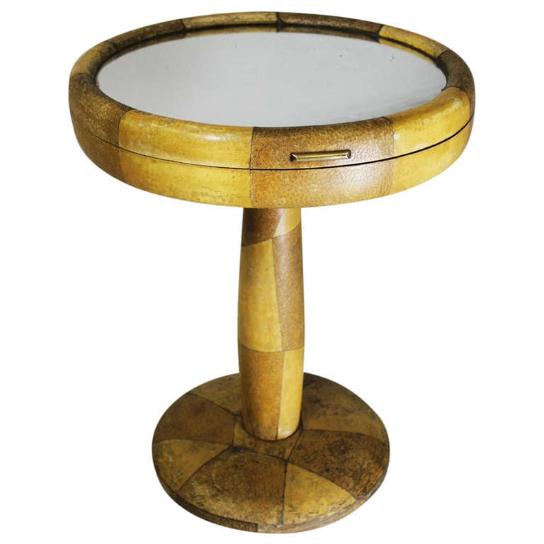 Side Table by Osvaldo Borsani ca. 1940 For Sale