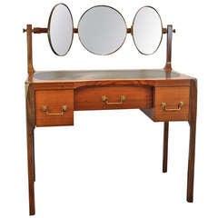 Unique,Vanity Table by Gabetti, Isola & Re, Colli Torino,  1967