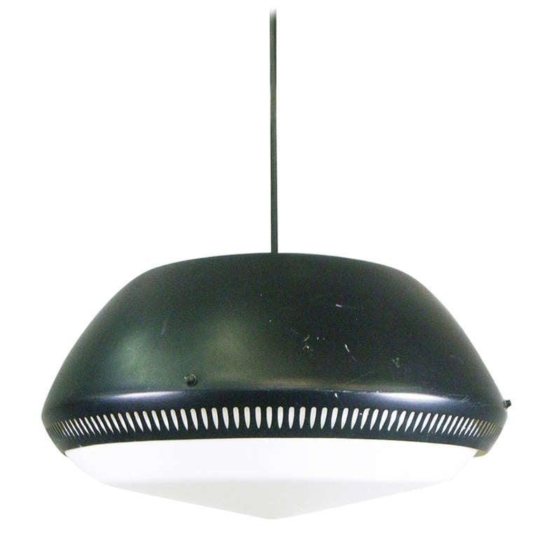 Ceiling Lamp by Gino Sarfatti. Arteluce, ca. 1958