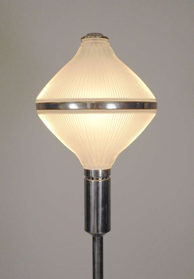 Modern Floor Lamp, Studio Bbpr, Artemide, 1964 For Sale
