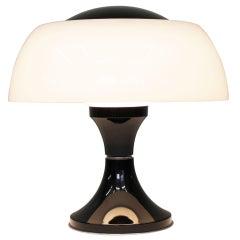 Table lamp by Gaetano Scolari, Valenti 1968