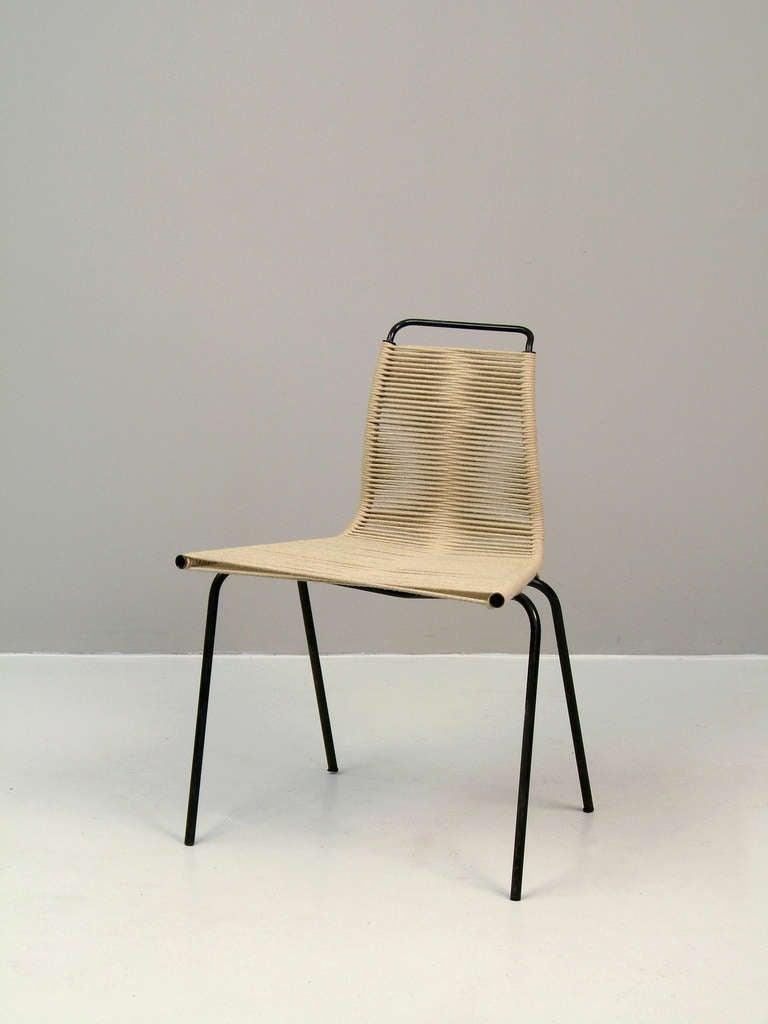 Chair Pk3 By Poul Kjaerholm Denmark 1955 At 1stdibs