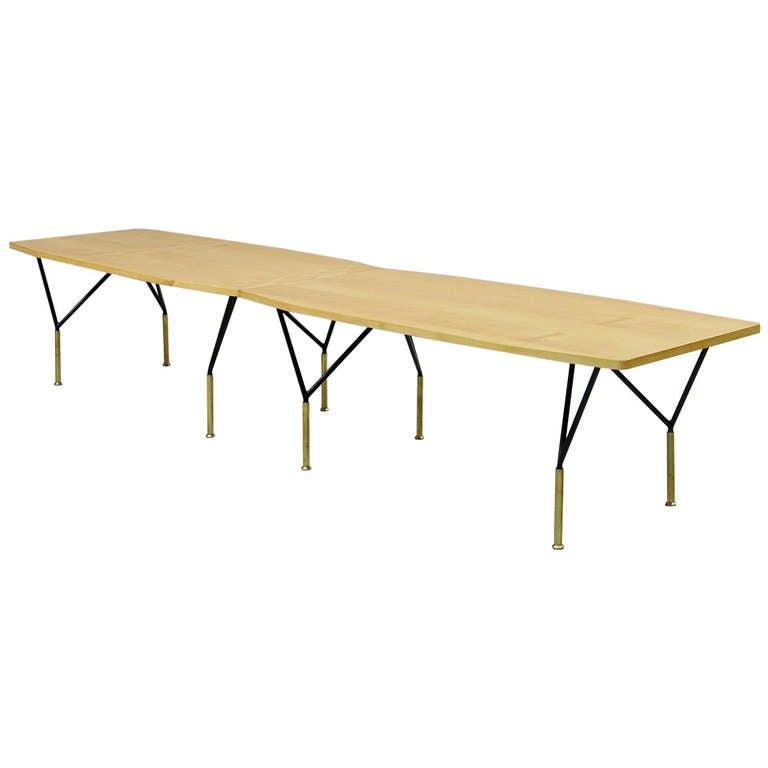 """Pair of """"Coffee-Tables"""" by Carlo de Carli circa 1954"""