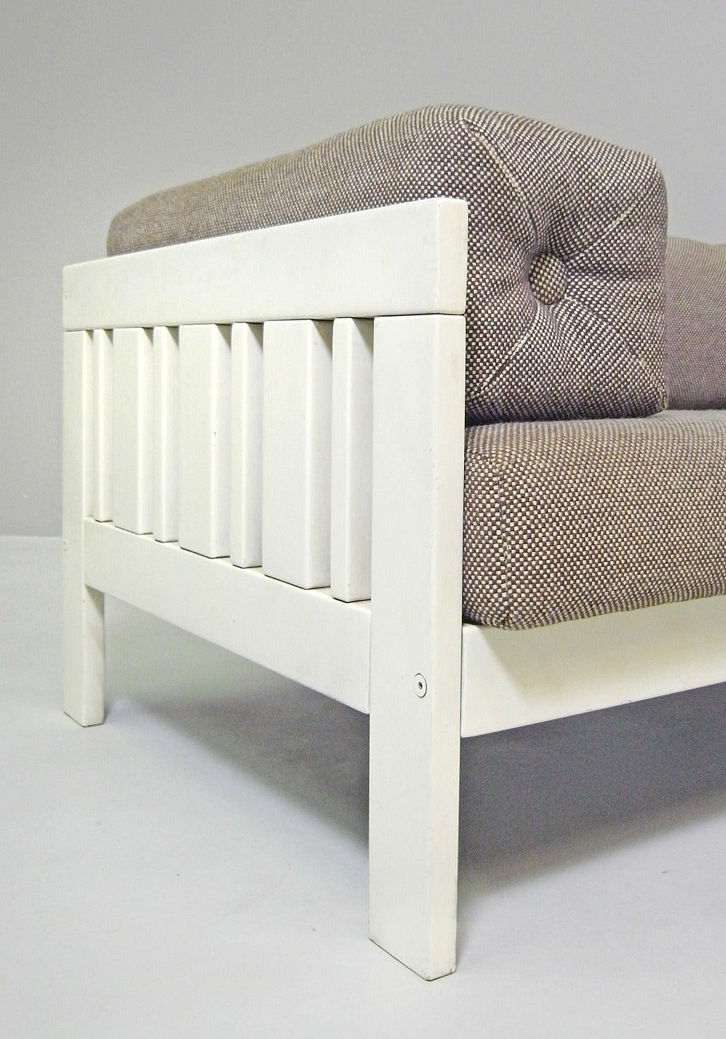 "Sofa ""Califfo"" by Ettore Sottsass, Poltronova, Italy, 1959 For ... for Ettore Sottsass Sofa  585eri"