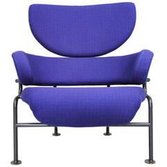 "Armchair ""Tre Pezzi"" by Franco Albini and Franca Helg, Poggi, Italy, 1959"