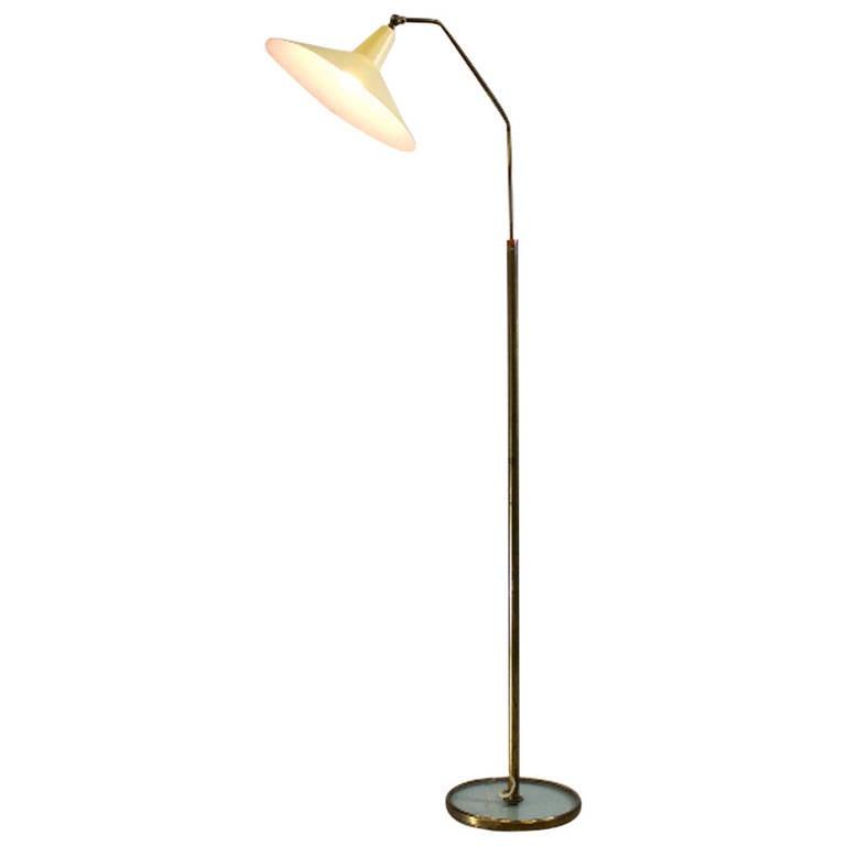 Floor Lamp by Gio Ponti for Fontana Arte, circa1958