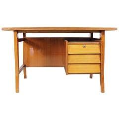 Desk by Gio Ponti for University of Padova, ca. 1950