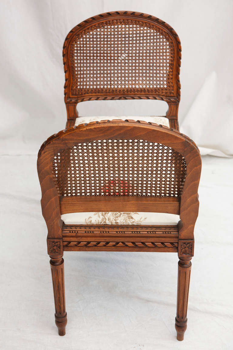 louis xvi banquette or bench at 1stdibs. Black Bedroom Furniture Sets. Home Design Ideas