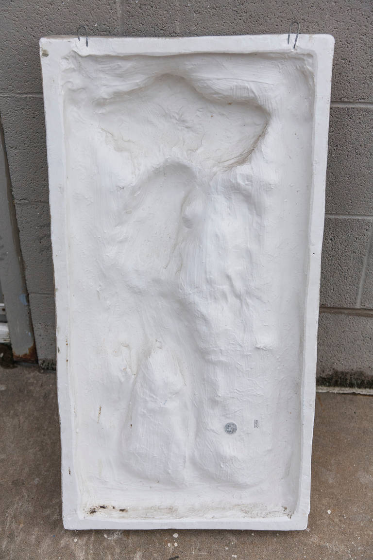 how to make plaster of paris wall art