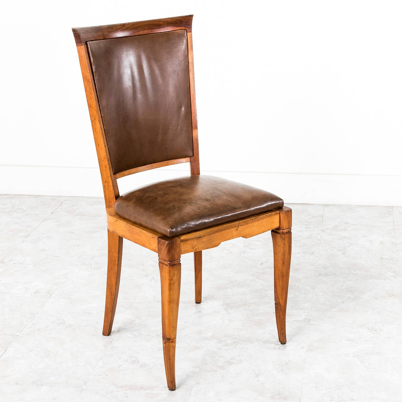 art deco rosewood dining chairs set of french dining table chairs stdibs art deco rosewood dining