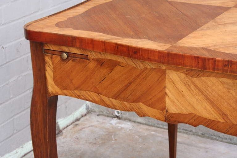 Marquetry game table at 1stdibs for 11 in 1 game table