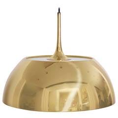 Florian Schulz brass Ceos 40 counterweight pendant lamp