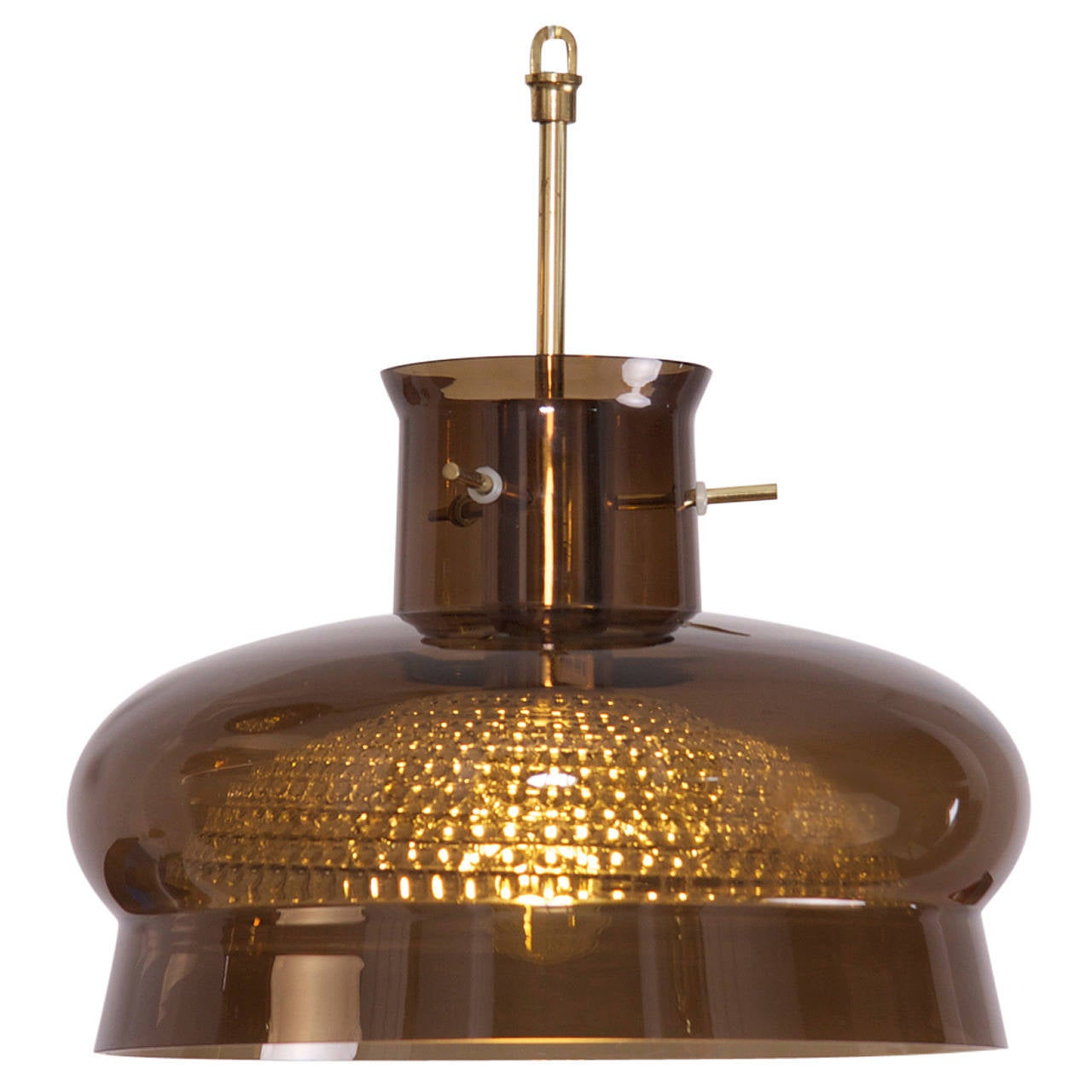 Pendant Lamp by Carl Fagerlund for Orrefors