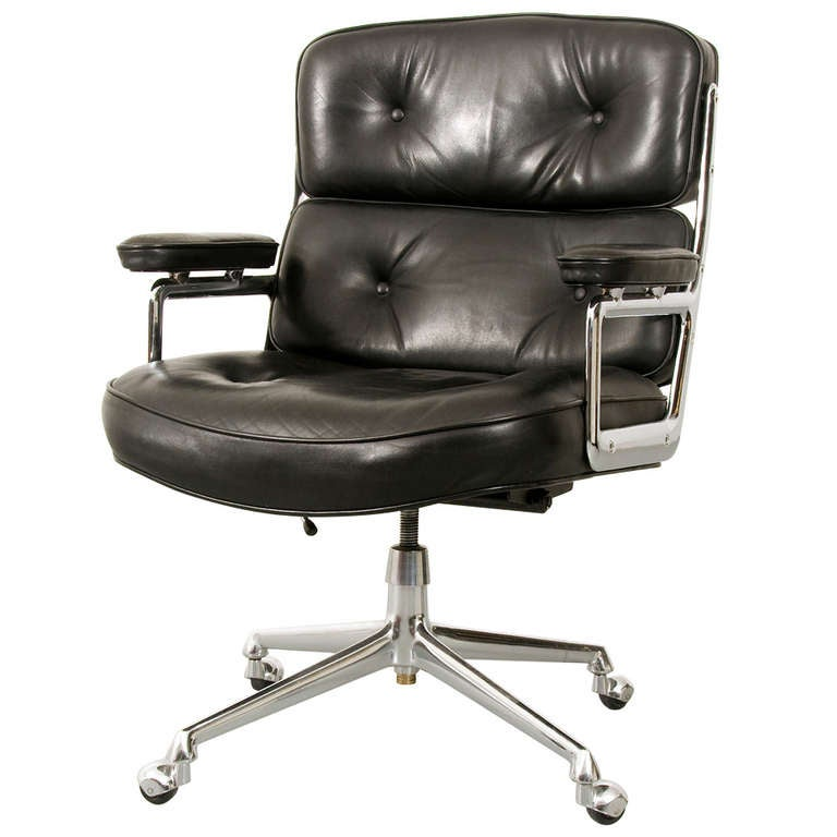 Charles And Ray Eames Herman Miller Collection Time Life Lobby Chair ES 1