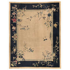 Hand-Knotted Nicols Rug