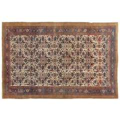 Hand-Knotted Antique Bachshaesh