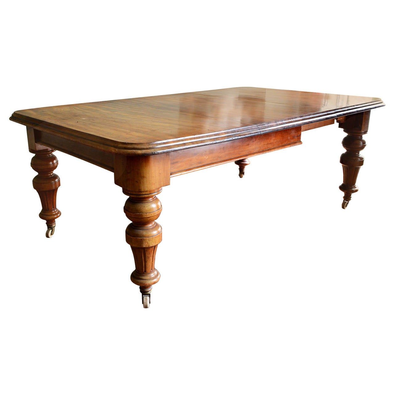 Victorian Dining Room Table: Victorian Dining Table At 1stdibs