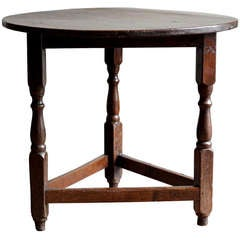 George III Cricket Table