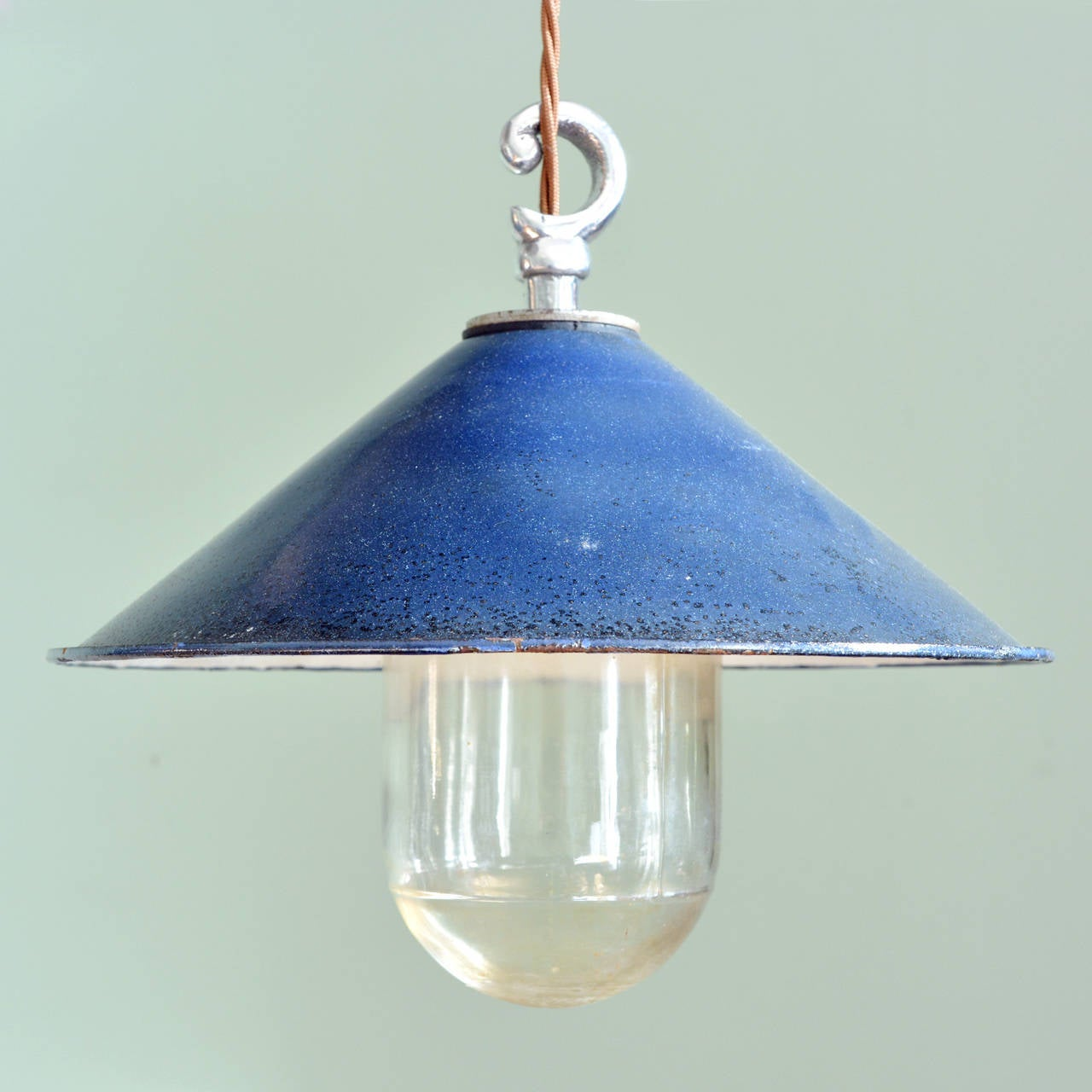 Small Enamel Pendant Lights For Sale At 1stdibs